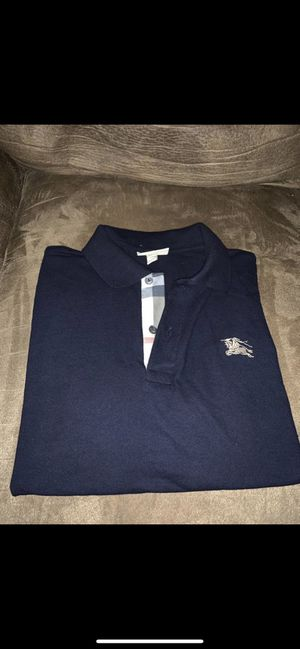 Burberry Polo Sz L Authentic for Sale in Hialeah, FL