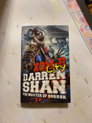 ZOM-B CITY BY DARREN SHAN for Sale in Teaneck, NJ