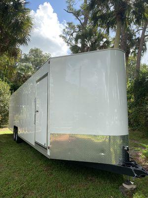 8.5x32x8 Enclosed Car Hauler for Sale in Vero Beach, FL
