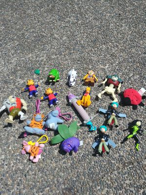 90s Happy Meal Toys for Sale in Ruston, WA