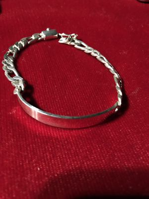 Sterling silver bracelet for Sale in Las Vegas, NV