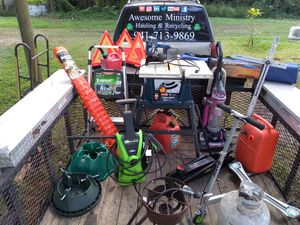 "Tools & Stuff For Sale / ""Update"" Table Saw, Pressure Washer and 2 Tvs Were Sold !!! for Sale in Dover, FL"