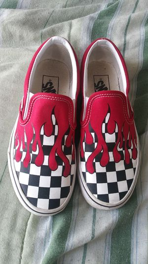 Vans size 4 for Sale in Fort Worth, TX