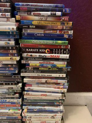 DVD Over 150 for Sale in Redlands, CA