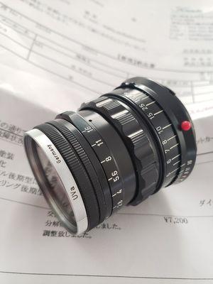Leica 50mm summilux type II rigid for Sale in Covina, CA