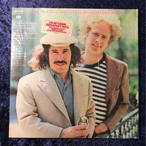 Simon & Garfunkel's Greatest Hits -LP 1972 - VG+ Sound of Silence for Sale in Seattle, WA