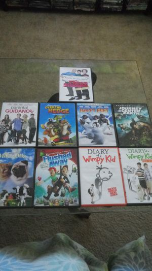 Family DVD Movies for Sale in New Port Richey, FL