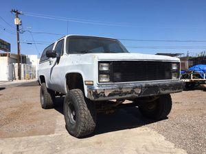 1988 Chevy k5 blazer for Sale in Phoenix, AZ