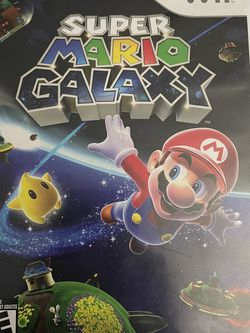 Mario Galaxy Wii for Sale in Bothell,  WA