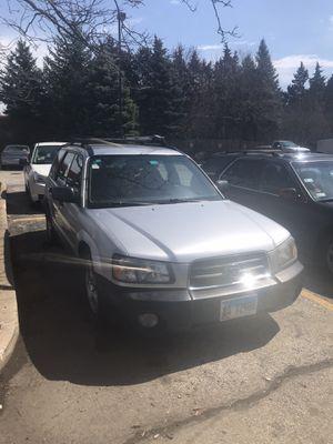 03 Subaru Forester for Sale in Romeoville, IL