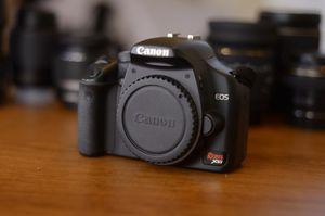 Canon Rebel EOS xsi for Sale in Alexandria, VA