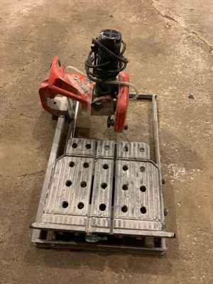 2x Tile saw - negotiable for Sale in Chicago, IL
