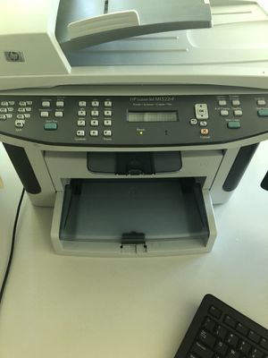 HP Fax/Copy/scanner/Laser Printer for Sale in Knightdale, NC