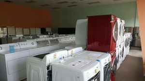 Used Appliances 6 months warranty for Sale in Suwanee, GA
