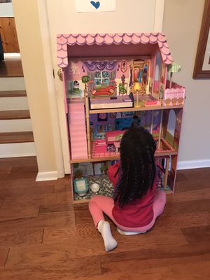 Large Wooden Doll House for Sale in Silver Spring, MD