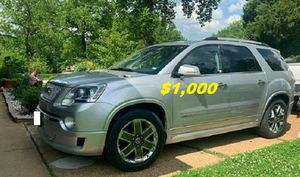 🔥🔑$1,OOO🔑🔑 For Sale 🔑2012 GMC Acadia CLEAN TITLE🔑🔥 for Sale in Richmond, VA