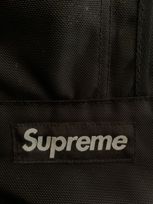 Supreme SS18 backpack black for Sale in Chiriaco Summit, CA