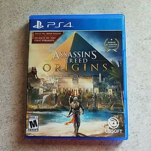 Assassins creed ps4 for Sale in McLean, VA