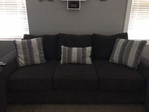 4 piece sofa set / couches for Sale in Waddell, AZ