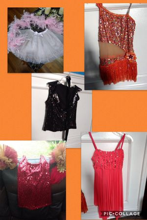 Dance costumes/Halloween costumes for Sale in Pico Rivera, CA
