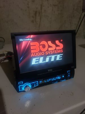 Boss dvd player for Sale in Ferguson, MO