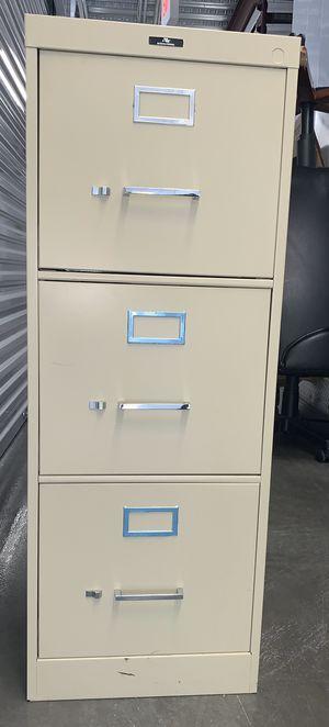 Anderson Hickey - 3 Draw File Cabinet. for Sale in Woodbridge, VA
