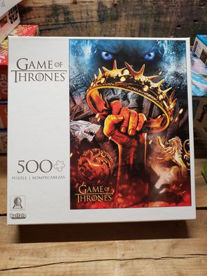 "Buffalo Games ""Game Of Thrones"" 500pc Puzzle NEW for Sale in Indianapolis, IN"
