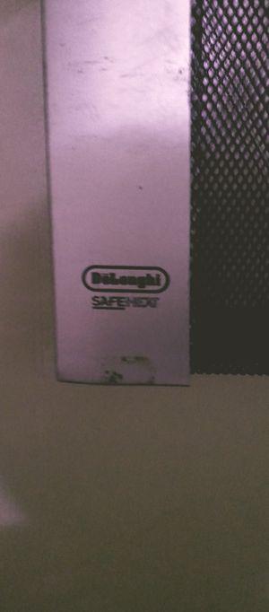 Delonghi safe heat for Sale in Wichita, KS