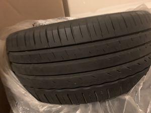 (4) Sailun tires 245/40ZR18 97Y XL for Sale in Arvada, CO