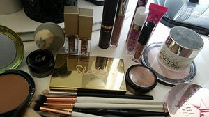 All brands makeup and brushes everything for 50 for Sale in Garden Grove, CA