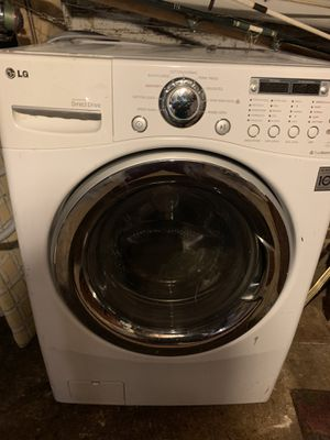 Lg front loader washer for Sale in MD, US
