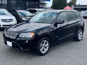 2011 BMW X3 XDrive28i TITULO LIMPIO, CLEAN TITLE,3.0L 6Cyl. 240HP, MILES 99k, BACKUP CAMERA, NAVIGATION ⚠️ FINANCE AVAILABLE AND EASY ⚠️NO CREDIT 🆗 for Sale in Norwalk, CA