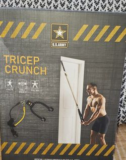 Army Tricep Crunch for Sale in Phoenix,  AZ