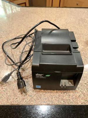 Star MicronicsTSP143IIU GRY US ECO - Thermal Receipt Printer - for Sale in Battle Ground, WA