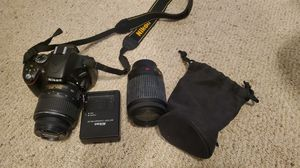Nikon D5100 like new for Sale in Vallejo, CA
