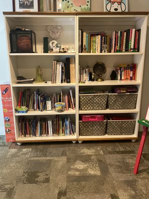 TWO bookshelves pottery barn for Sale in Miami, FL
