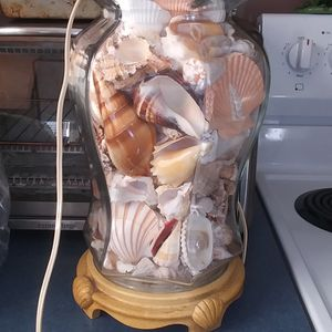 Shell Lamp Without Shade for Sale in Lexington, KY
