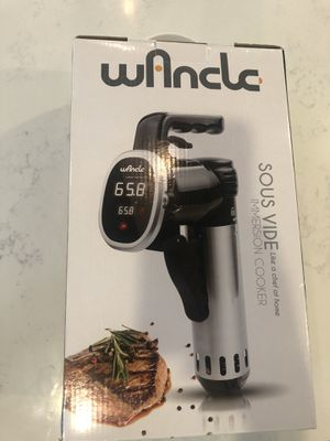 Brand new never been used Sous Vide immersion cooker for Sale in Las Vegas, NV