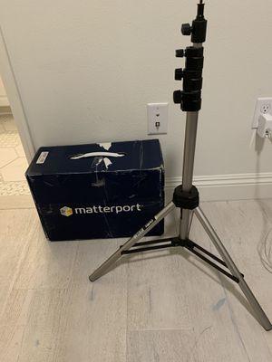 Matterport Pro 2 MC250 3D Scanner Bundle (Tripod + iPad) for Sale in Irvine, CA
