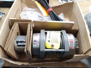 Warn Winch for Sale in Murrieta, CA