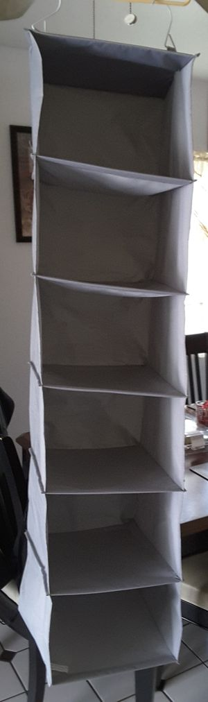 Hanging shoes organizer for Sale in Riverside, CA