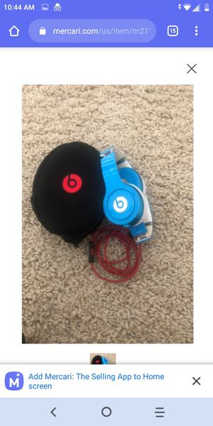 Beats Bye Dre solo 2 for Sale in Richmond, VA