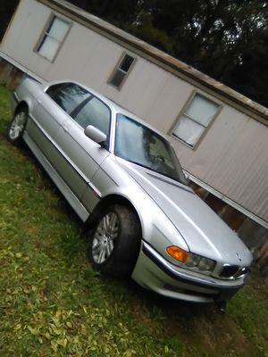 1999 BMW 740 il for Sale in AMELIA CT HSE, VA