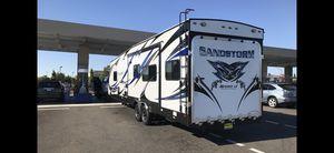 Rv toy hauler sandstorm 283 180$ for Sale in Sacramento, CA
