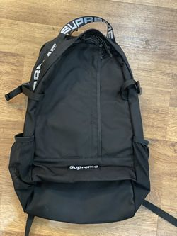 Brand New Black Supreme SS18 Backpack for Sale in Silver Spring,  MD