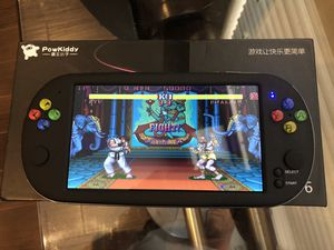 NEW arcade 100 game console 7inch screen for Sale in Palmdale, CA