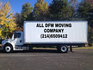 All DFW Moving Company for Sale in Irving, TX