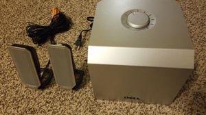 Dell Zylux Multi Media Computer speaker for Sale in Winterville, NC