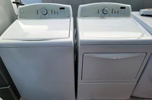 """""""KENMORE"""" MATCHING SET WASHER & ELECTRIC DRYER KING SIZE CAPACITY 4.3 cu ft for Sale in Phoenix, AZ"""