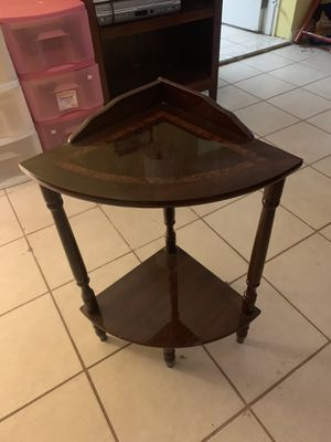 Corner Table for Sale in Wakefield, MA